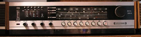 1960 U0026 39 S Grundig Model Rtv 380