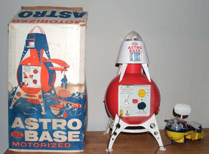 1960 Christmas Toys : Antique toys