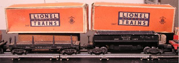 lionel train hookup