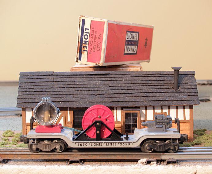 Wiring Diagram Lionel Cattle Car : Lionel toy train