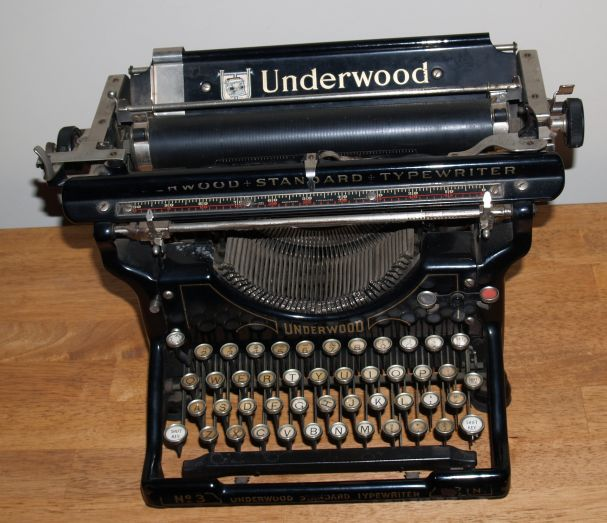 How much are old typewriters worth